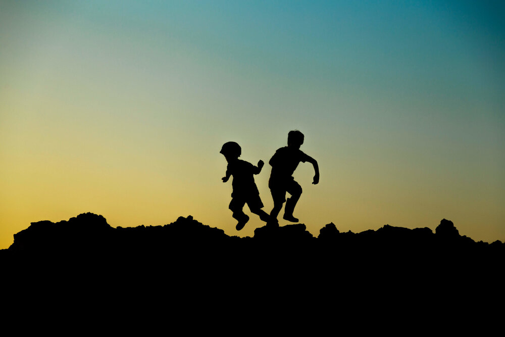 Убегающие дети