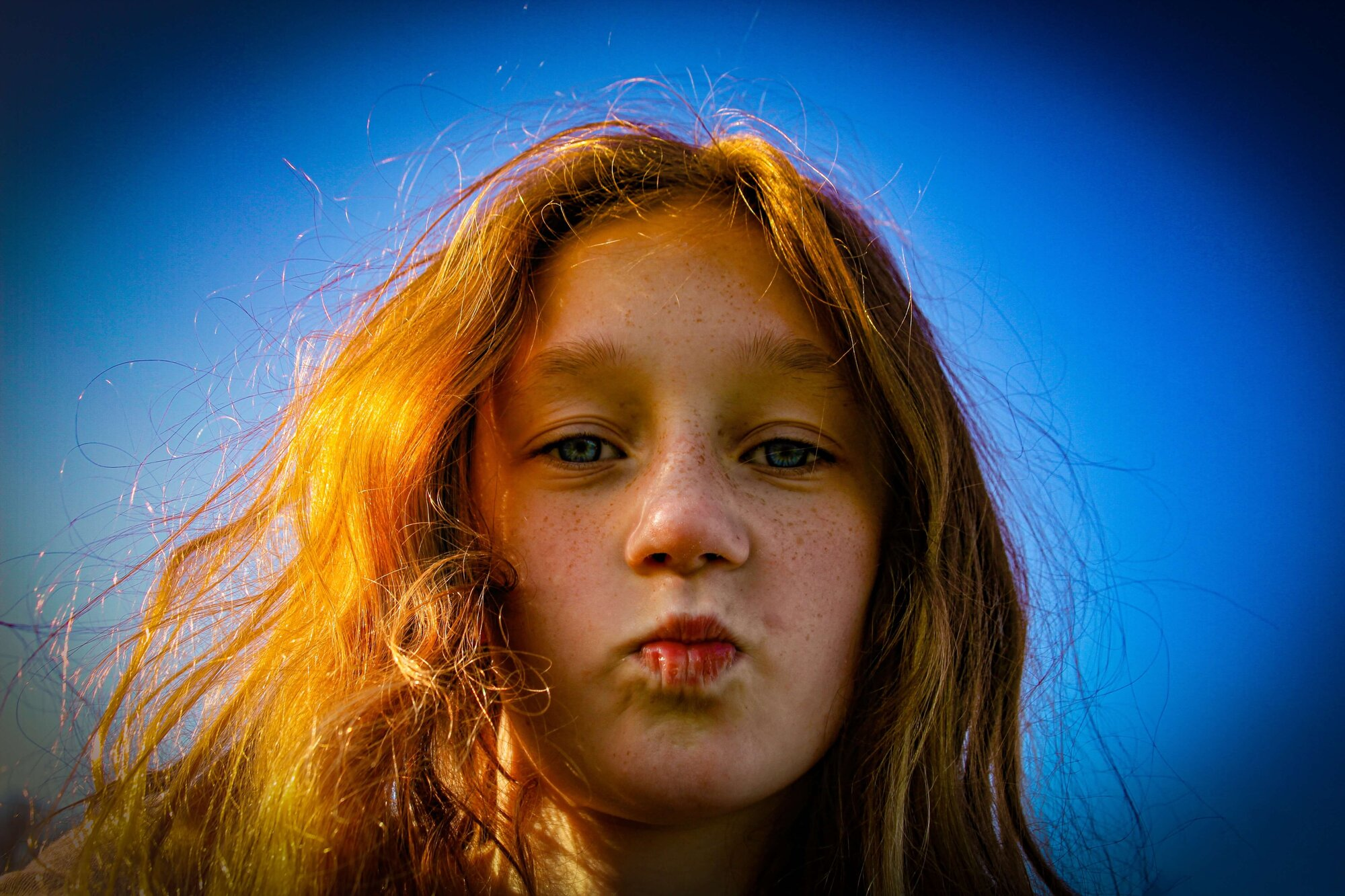 Девочка - подросток